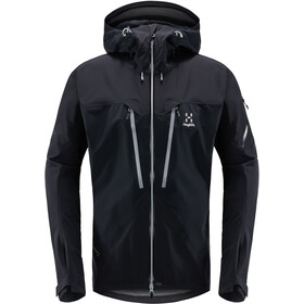 Haglöfs Spitz Jacket Men true black